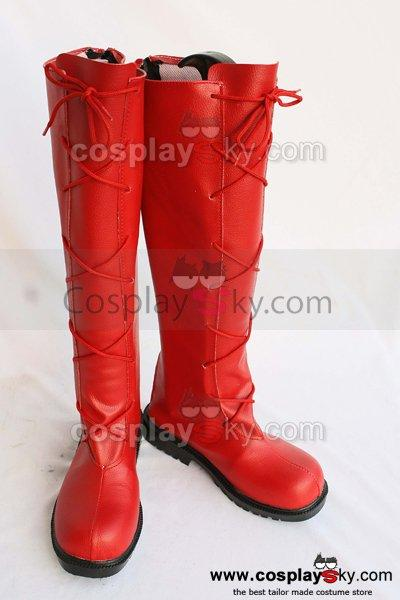 Mermaid Melody Pichi Pichi Pitch Lucia Cosplay Boots Shoes