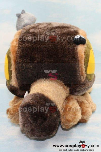 My Neighbor Totoro Bus-shaped Giant Cat Plush Toy