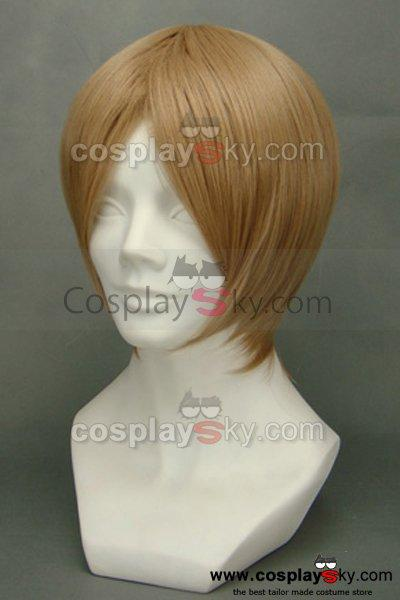 Gintama Okita Sougo Cosplay Wig
