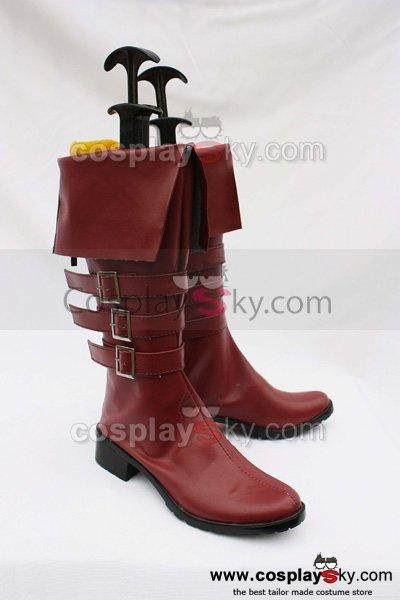 One Piece Perona Cosplay Shoes Boots Custom Made
