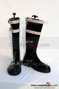 One Piece Dracula Mihawk Cosplay Boots Shoes