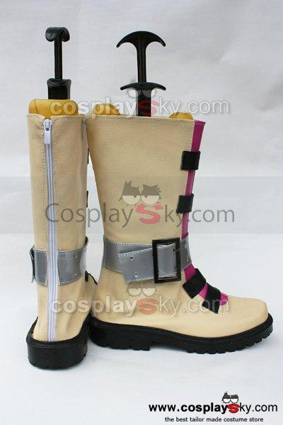 Phantom Brave - Ash Cosplay Boots Shoes Custom Made