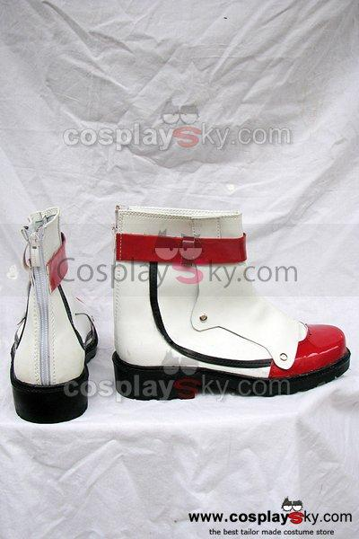 Psalms of Planets Eureka SeveN Renton Thurston Cosplay Boots Shoes