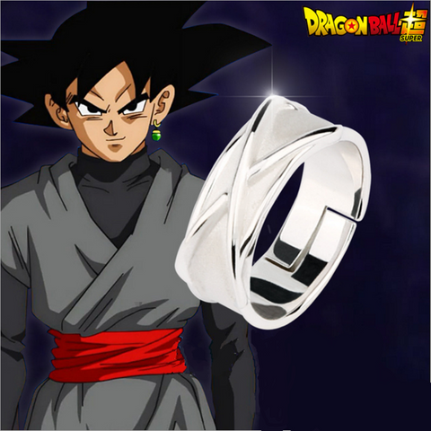 Dragonball Super Dragon Ball Black Son Goku  Zamasu Ring