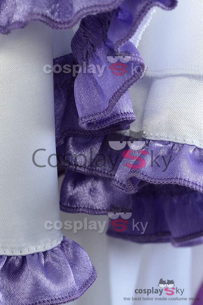 Re:Zero Life in a Different World from Zero Emilia Outfit Cosplay Costume