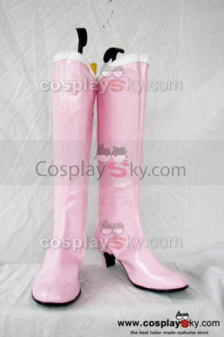 Sailor Moon Chibi Usa Cosplay Boots Shoes Custom Made