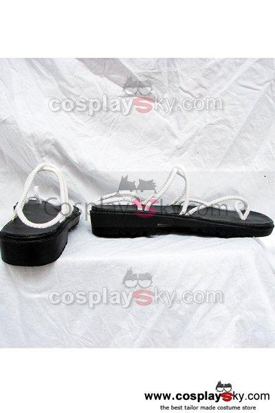 Samurai Warriors Badara Lvbu Cosplay Shoes