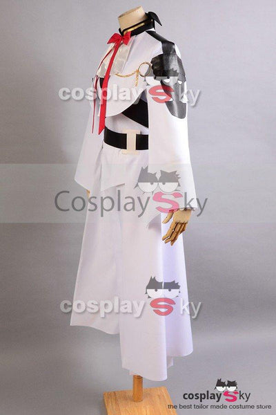 Seraph of the End Vampires Ferid Bathory Uniform Cosplay Costume