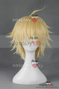 Seraph of the End Vampires Mikaela Hyakuya Cosplay Wig
