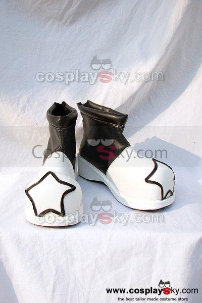 Soul Eater Black Star Cosplay Boots Shoes