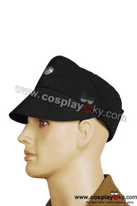 Star Wars Imperial Officer Black Uniform Cap Hat
