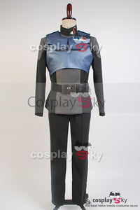 Star Wars Rebels Agent Kallus Uniform Outfit Cosplay Costume