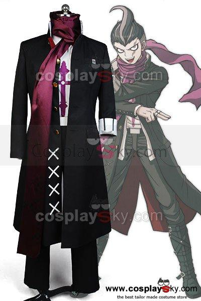 Super Danganronpa 2 Gundam Tanaka Cosplay Costume