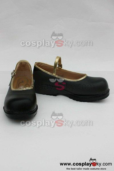 Sword Art Online Silica  Cosplay Shoes Boots