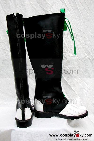 Tales of Innocence Ricardo Soldato Cosplay Boots Custom Made