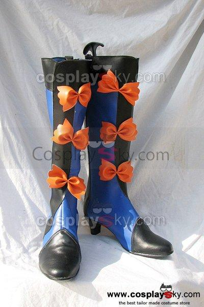 Tales of Vesperia Judith Cosplay Boots Custom-Made