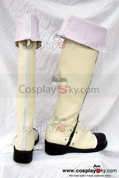 Tales of Vesperia Yuri Lowell Cosplay Boots Shoes