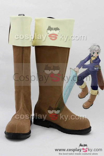Tales of Innocence Luca/Ruca Milda Boots Cosplay Shoes