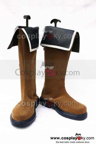TalesWeaver Lucian Cosplay Boots Shoes