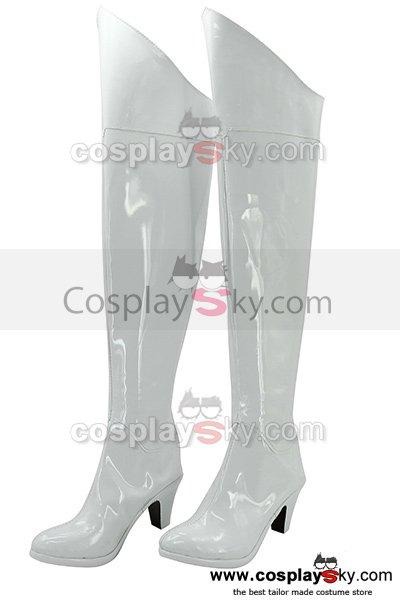 The Animation Miss Monochrome Cosplay Boots Shoes