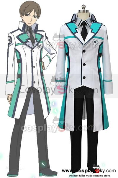The Irregular at Magic High School Hanzo Gyoubushoujo Hattori Outfit Cosplay Costume