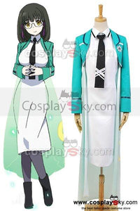 The Irregular at Magic High School Mizuki Shibata Mari Watanabe Uniform Cosplay Costume