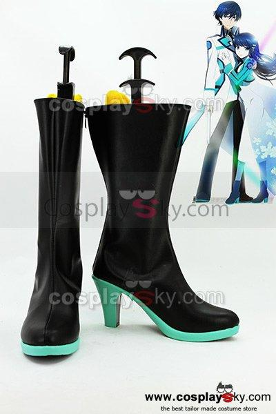 The Irregular at Magic High School Miyuki Shiba Cosplay Boots Shoes