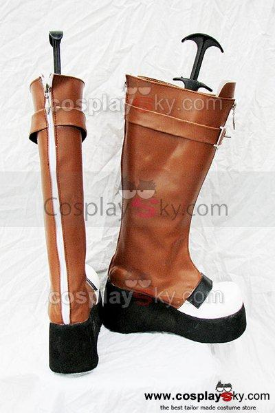 The Legend of Heroes: Trails in the Sky Olivier Cosplay Boots
