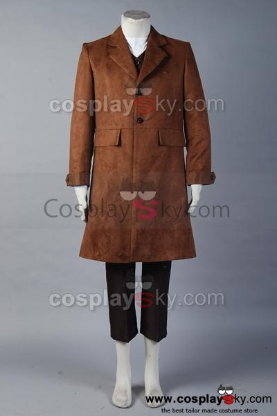 The Lord of the Rings Frodo Baggins Cosplay Costume Cape Coat