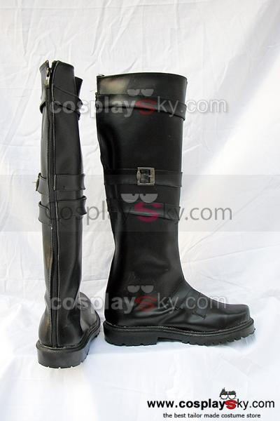 The Special Legend Ice Inflammation Cosplay Boots Shoes