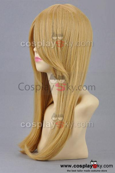 TIGER & BUNNY BLUE ROSE Karina Lyle Cosplay Wig