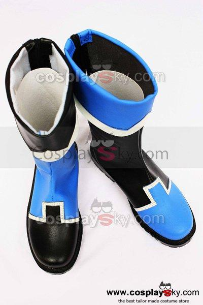 Touhou Project Morichika Rinnosuke Cosplay Shoes Boots
