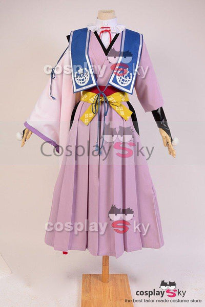 Touken Ranbu Imanotsurugi Uniform Cosplay Costume(not includes Armor)