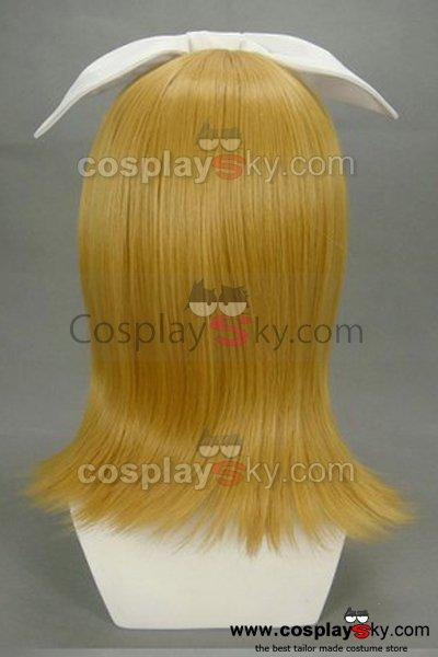 Vocaloid Kagamine Rin Cosplay Wig