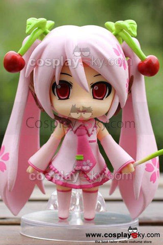 Vocaloid Toys Models Pink Toy Doll