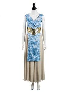 GOT Game of Thrones Daenerys Targaryen Dany Dress Cosplay Costume