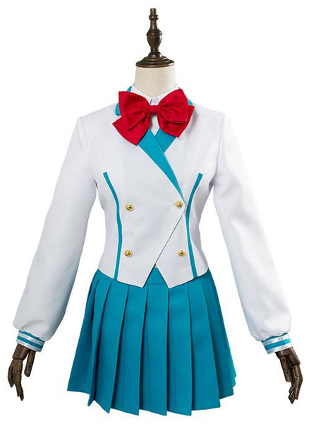 Full Metal Panic! Invisible Victory Kaname Chidori Girls School Uniform Dress Cosplay Costume
