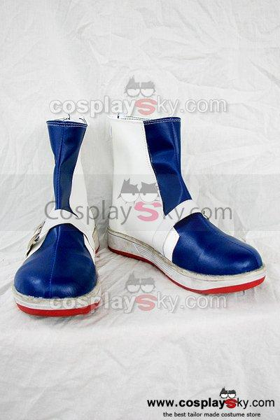 Ys Origin Mucha Cosplay Boots Shoes Custom Made