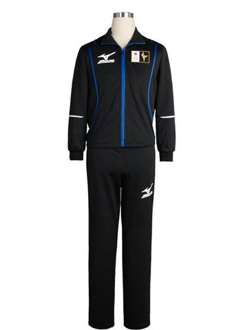 Yuri On Ice Yuuri Katsuki Japanese Team Sports Uniform Cosplay Costume