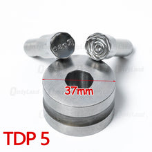 Rose shape 3D Tablet Die Candy Punch Die Set Custom Logo Punch Die Cast Pill Press For Tablet TDP Machine