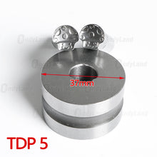 Mushroom Stamp tablet die Candy Punch Die Set Custom Logo Punch Die Cast Pill Press For Tablet TDP Machine