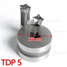 STAR  Stamp candy die Candy Punch Die Set Custom Logo Punch Die Cast Pill Press For Tablet TDP Machine