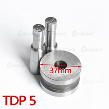 symmetry die mold Candy Punch Die Set Custom Logo Punch Die Cast Pill Press Tablet Stamper For Tablet TDP Machine