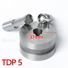 Skull shape Tablet Die Candy Punch Die Set Custom Logo Punch Die Cast Pill Press For Tablet TDP Machine