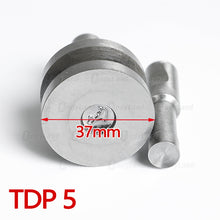 Dolphin milk tablet slice die Candy Punch Die Set Custom Logo Punch Die Cast Pill Press For Tablet TDP Machine