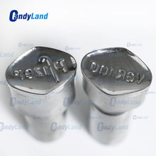 VGR100 3D press Mold Candy Punch Die Set Custom Logo Punch Die Cast Pill Press For Tablet TDP Machine