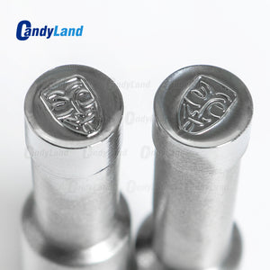 Mask Tablet Milk Press Candy Punch Die Set Custom Logo Punch Die Cast Pill Press For Tablet TDP Machine