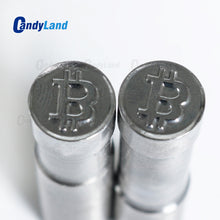 Bitcoin Tablet Press Punch Die Candy Punch Die Set Custom Logo Punch Die Cast Pill Press For Tablet TDP Machine