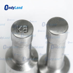 K6 3D Punching Die Candy Punch Die Set Custom Logo Punch Die Cast Pill Press For Tablet TDP Machine