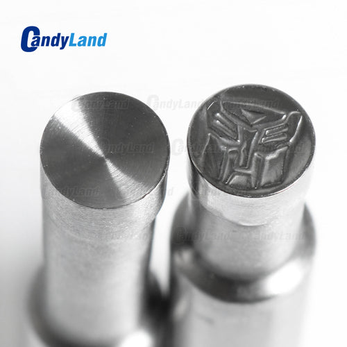 Transformers Milk Tablet Die Candy Punch Die Set Custom Logo Punch Die Cast Pill Press For Tablet TDP Machine